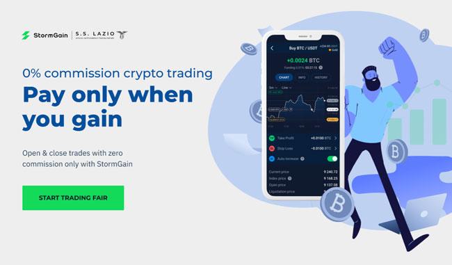 commissioni trading crypto